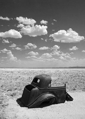 End Of The Road Print by Joe Kozlowski