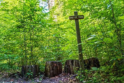 Tim Buisman Photograph - End Of Trail by Tim Buisman