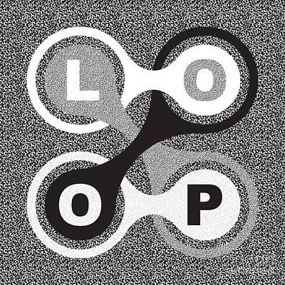 Endless Loop Print by Igor Kislev