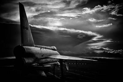 Raf Photograph - English Electric Lightning by Jason Green