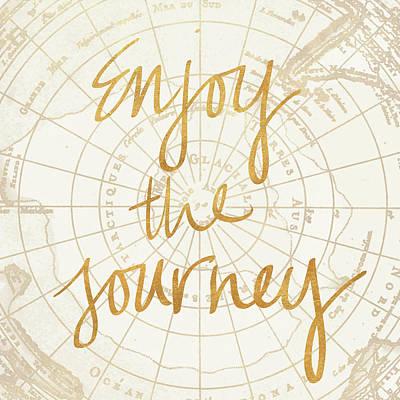 Enjoy Digital Art - Enjoy The Journey by Elizabeth Medley