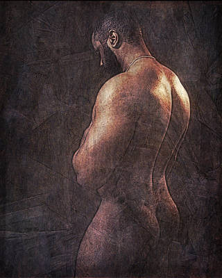Muscular Photograph - Enlightenment 19 by Chris Lopez
