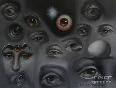 Enter-preyes Original by Lisa Phillips Owens