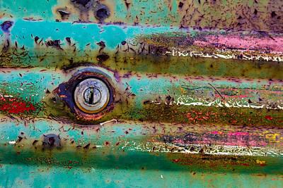 Entering The Past Original by Teri Virbickis