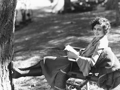 1920s Movies Photograph - Enticement, Mary Astor, 1925 by Everett