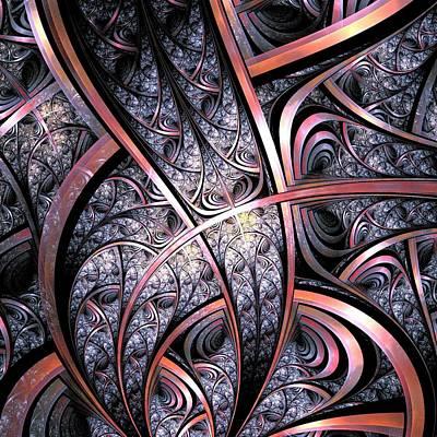 Entropy Print by Anastasiya Malakhova