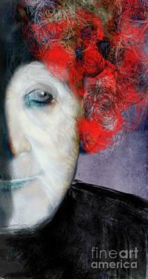 Digital Art - Entrusted by Ruth Clotworthy