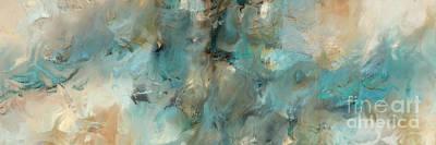 Praise Painting - Ephesians 6 18. Vital Intercession by Mark Lawrence