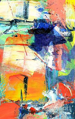 Vivid Colour Painting - Epiphany by Ana Maria Edulescu