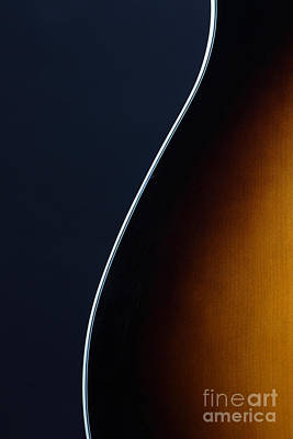 Epiphone Guitar Photograph - Epiphone Acoustic-9450 by Gary Gingrich Galleries