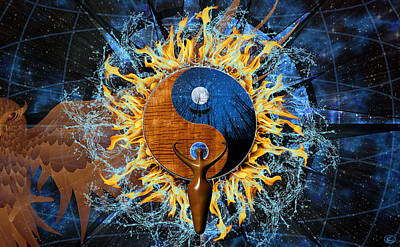 Equilibria Original by Kenneth Armand Johnson