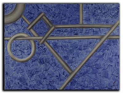Equilibrium Print by Coqle Aragrev