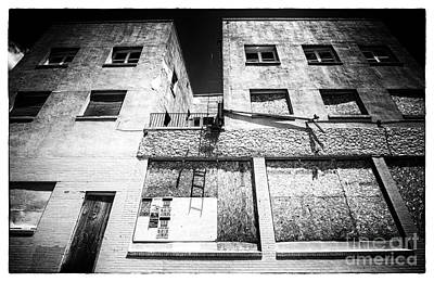 Escape Print by John Rizzuto