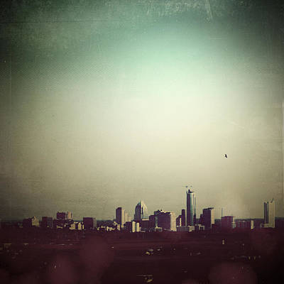 Escaping The City Print by Trish Mistric
