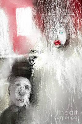 Digital Art - Espousal by Ruth Clotworthy