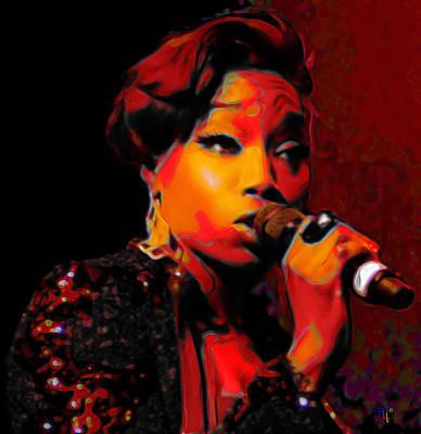 Estelle Original by  Fli Art