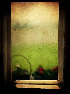 Impressionist Photograph - Et Peu A Peu Les Flots Respiraient Comme On Pleure by Taylan Soyturk