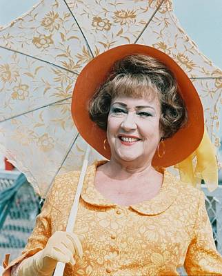 Ethel Merman In It's A Mad Mad Mad Mad World  Print by Silver Screen