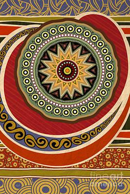 Dexterity Digital Art - Ethnic Elegance by Bedros Awak