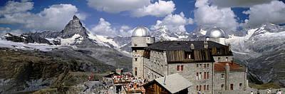 Europe, Switzerland, Zermatt, Gornegrat Print by Tips Images