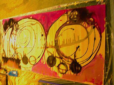 Rhythm And Blues Digital Art - Evidence Of Art .   ...... ... .6. by Sir Josef - Social Critic - ART