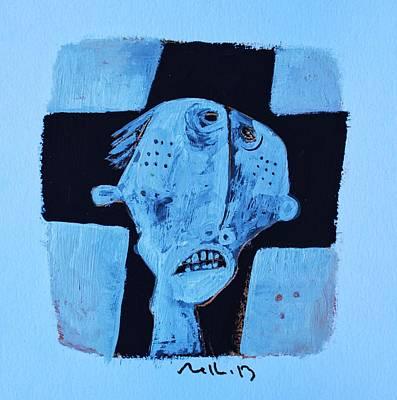 Exanimus  No. 13  Original by Mark M  Mellon