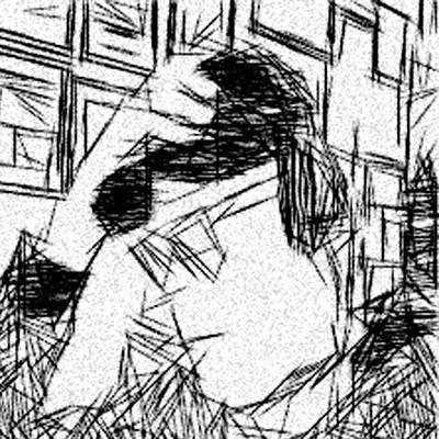 Existential Despair Print by Jonathan Harnisch