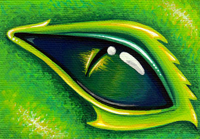Eye Of Cepheus Original by Elaina  Wagner
