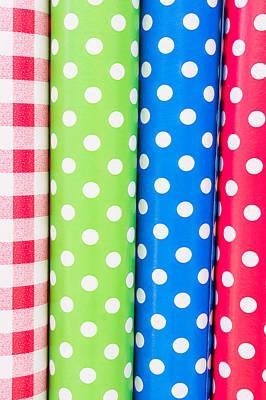 Fabrics Print by Tom Gowanlock