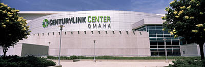 Omaha Photograph - Facade Of A Convention Center, Century by Panoramic Images