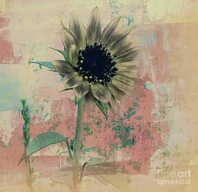 Faded Love Print by Janice Westerberg