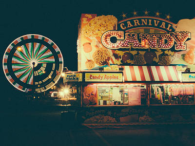Fading Dream Photograph - Fading Americana by Ronnie Cole