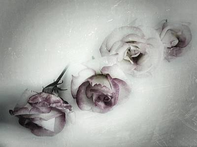 Fading Feelings Print by Marianna Mills