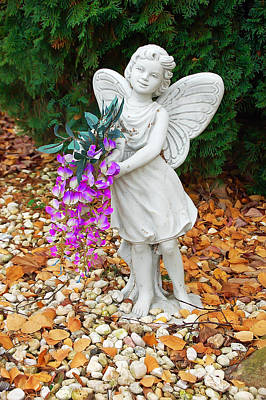 Fairy Print by Aimee L Maher Photography and Art Visit ALMGallerydotcom