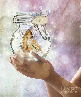 Fantasy Photograph - Fairy by Juli Scalzi