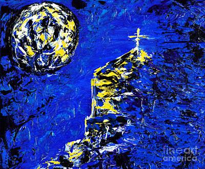 Faith Original by Alys Caviness-Gober