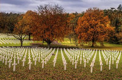 Fallen Soldiers Print by Ryan Wyckoff