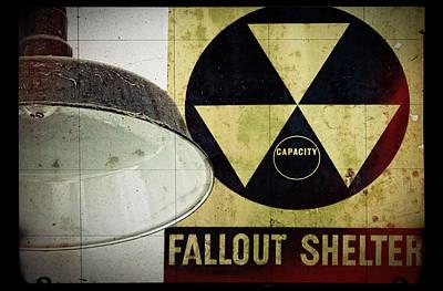 Fallout Print by Niels Nielsen
