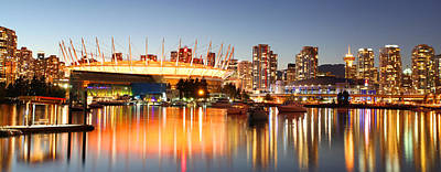 False Creek Print by Dan Breckwoldt