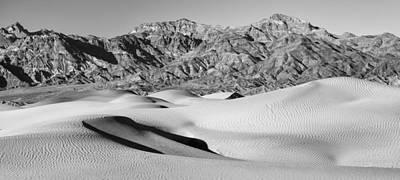 Landscape Photograph - Far Away Mountain by Jon Glaser