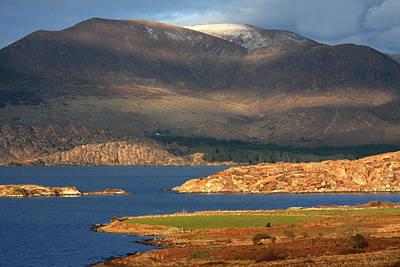 Angling Photograph - Farewell To Winter  by Aidan Moran