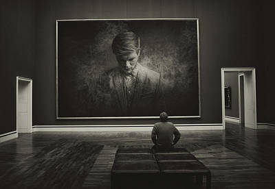 Introspection Photograph - Farina Tipo 00 by Raphael Guarino
