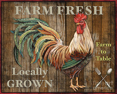 Farm Fresh-jp2127 Original by Jean Plout