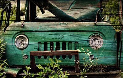 Farmhouse Fc Print by Luke Moore