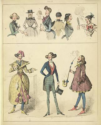 Fashion Print by British Library