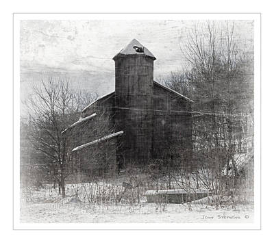 Mail Box Photograph - Fate Of The Family Farm by John Stephens