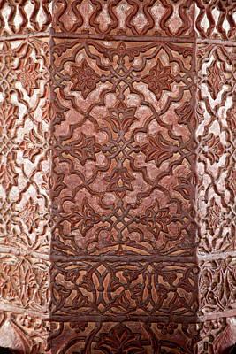 World Of Design Photograph - Fatehpur Sikri, Uttar Pradesh, India by Charles O. Cecil