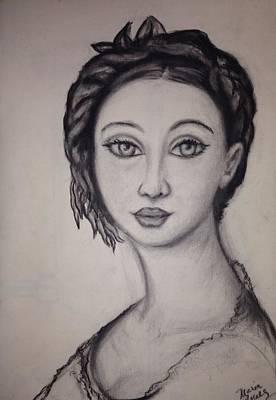 Faustine Original by Joanna Maria Morales Miarrostami