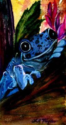 Feeling A Little Blue Original by Lil Taylor