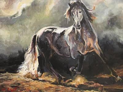 Wild Painting - Feeling by Tigran Ghulyan